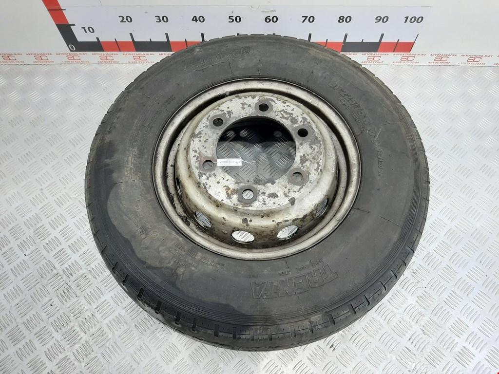 Диск колесный штампованный Iveco Daily 3 фото