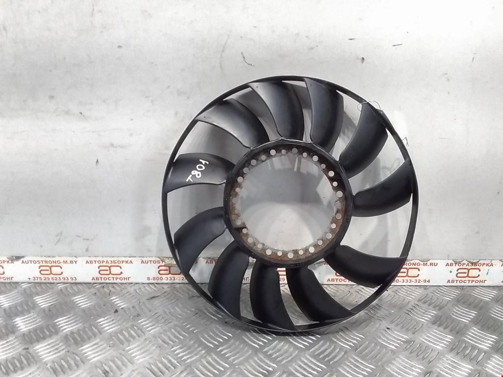 Крыльчатка вентилятора (лопасти) Audi A6 C5 фото