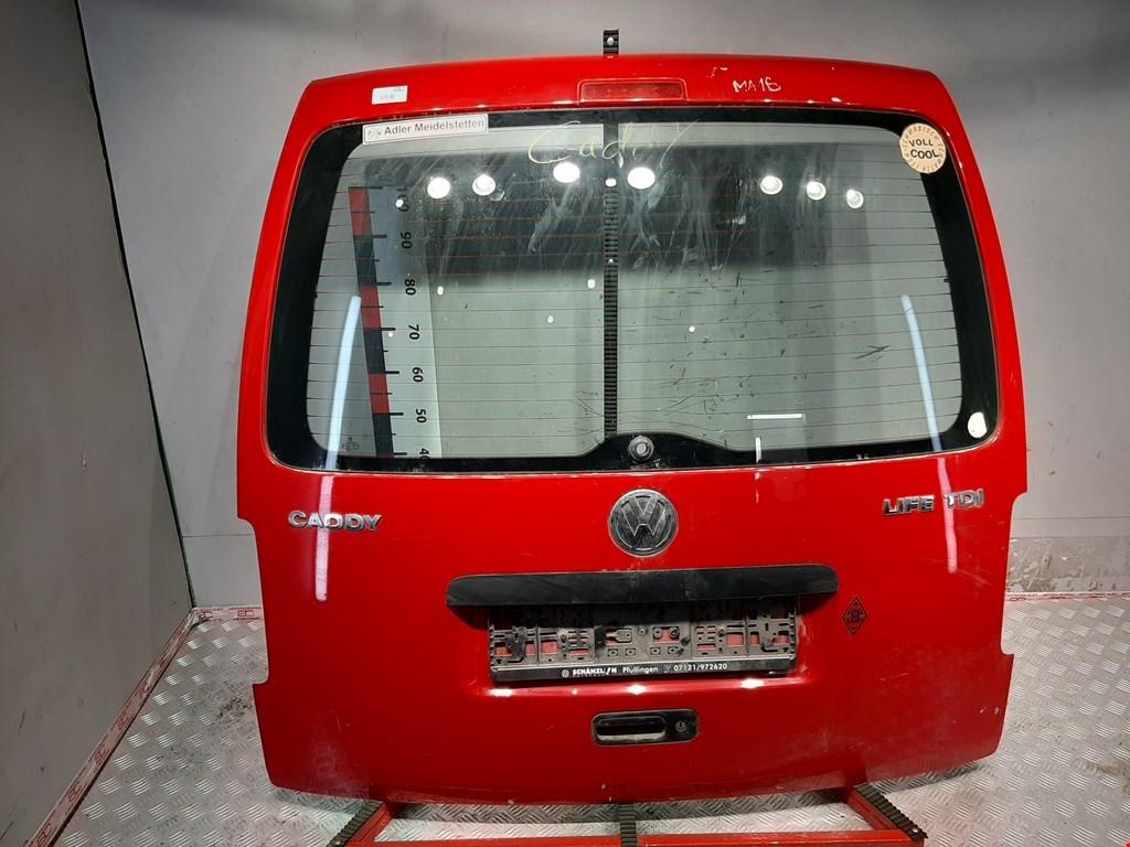 Крышка (дверь) багажника Volkswagen Caddy 3 фото