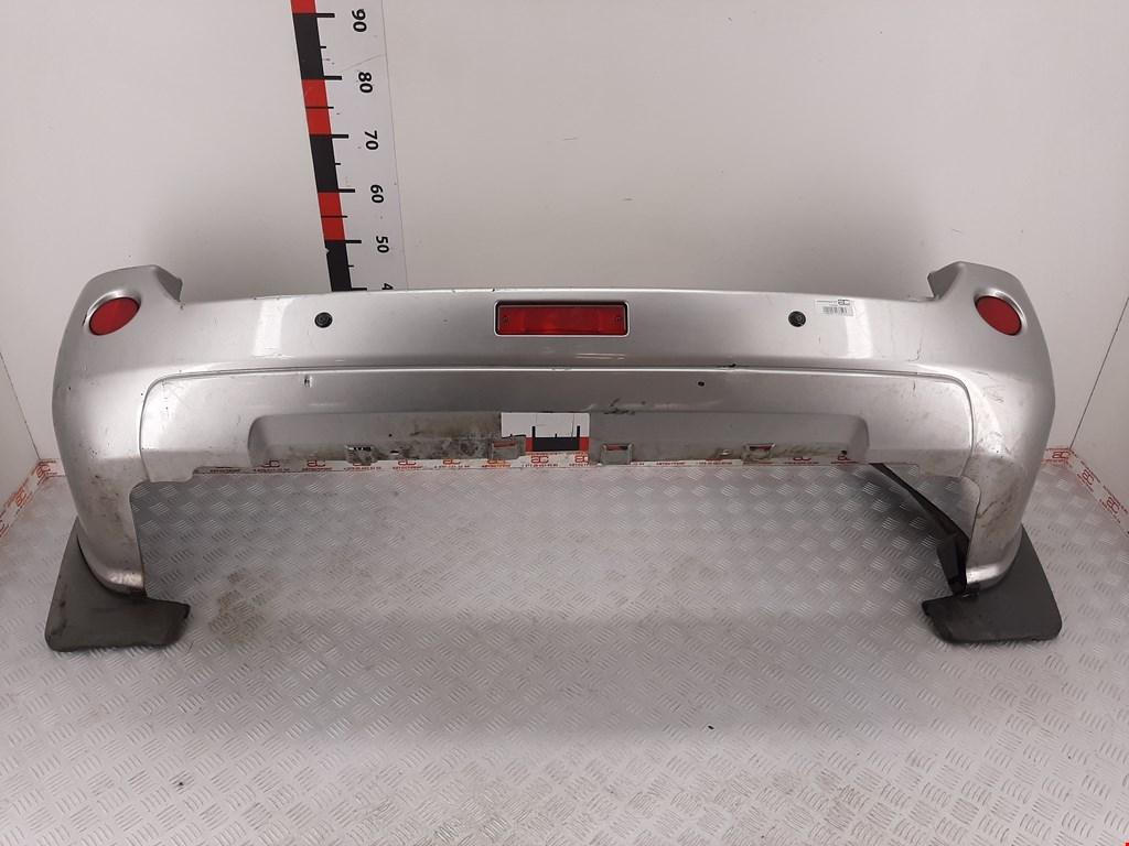 Бампер задний Nissan X Trail T30 2000-2009