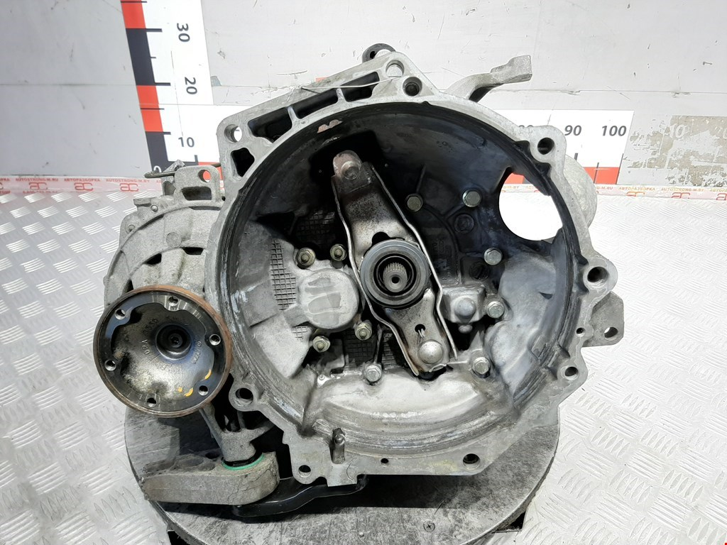 КПП 5ст (механическая коробка) Skoda Octavia 1Z 2004-2013