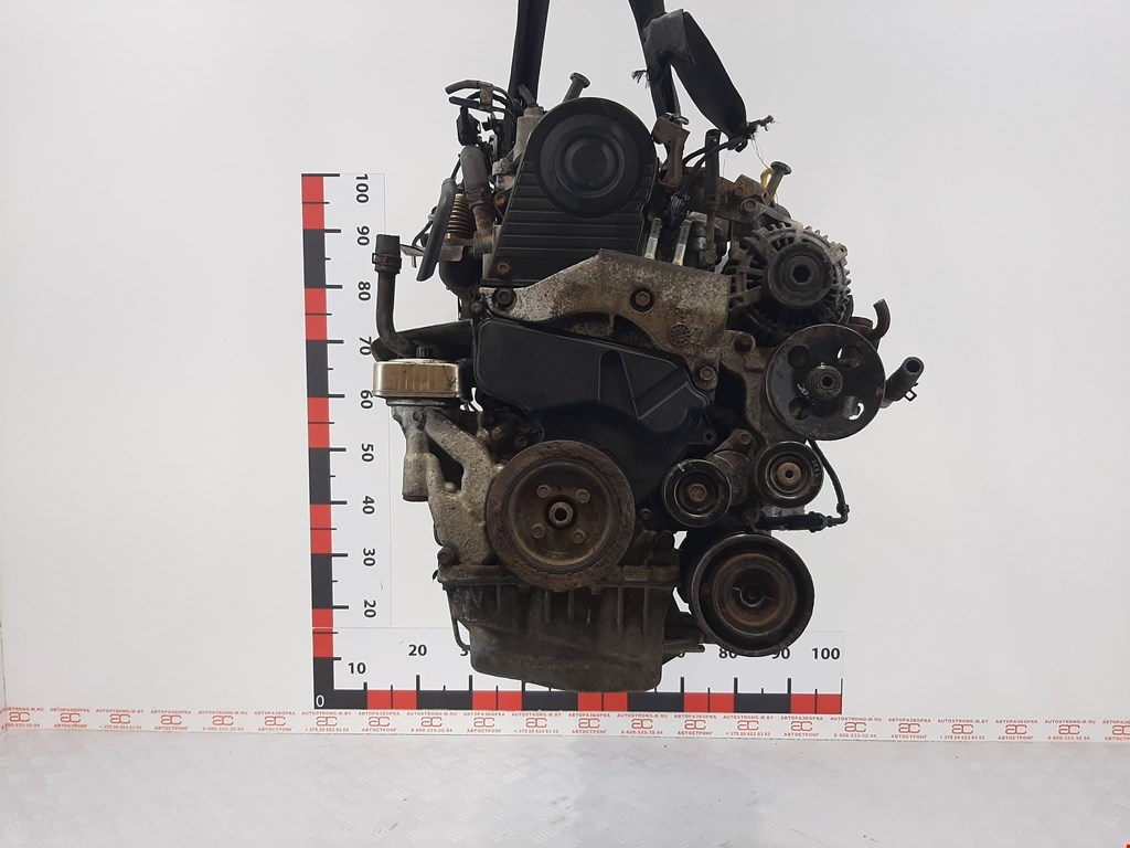 Двигатель (ДВС) Kia Sportage 2 2004-2010