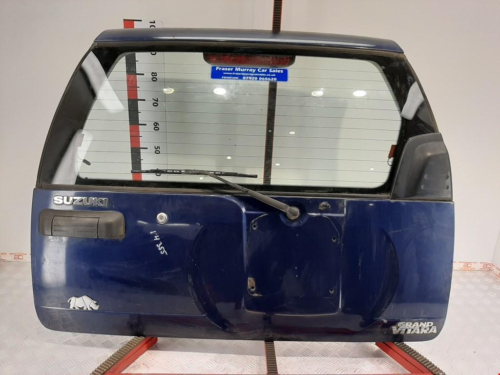 Крышка багажника (дверь 3-5) Suzuki Vitara 1
