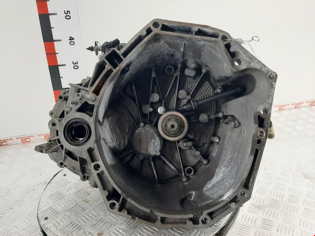 КПП 6ст (механическая коробка) Renault Megane 3 2008-2013
