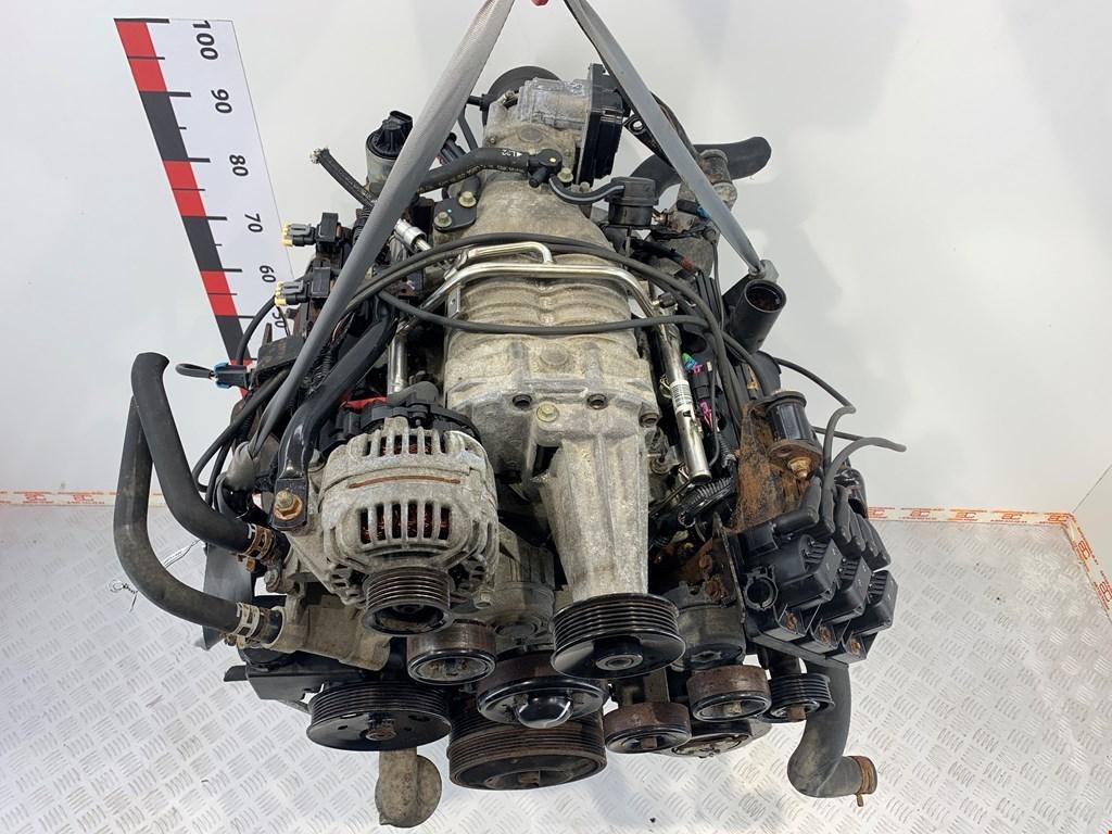 Двигатель (ДВС) Pontiac Grand Prix 817862 preview-2