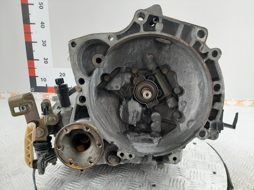 КПП 5ст (механическая коробка) Volkswagen Lupo 1998-2005