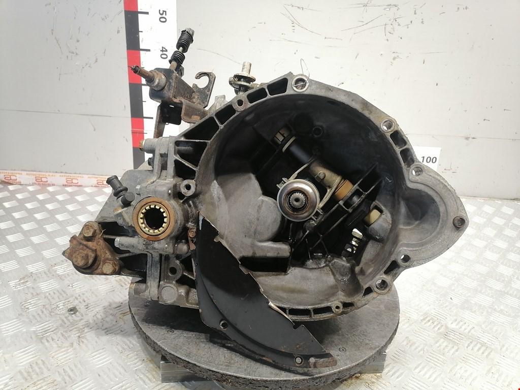 КПП 5ст (механическая коробка) Citroen Jumper Relay 1 1994-2002