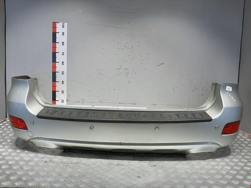 Бампер задний Hyundai Santa Fe CM 2005-2012