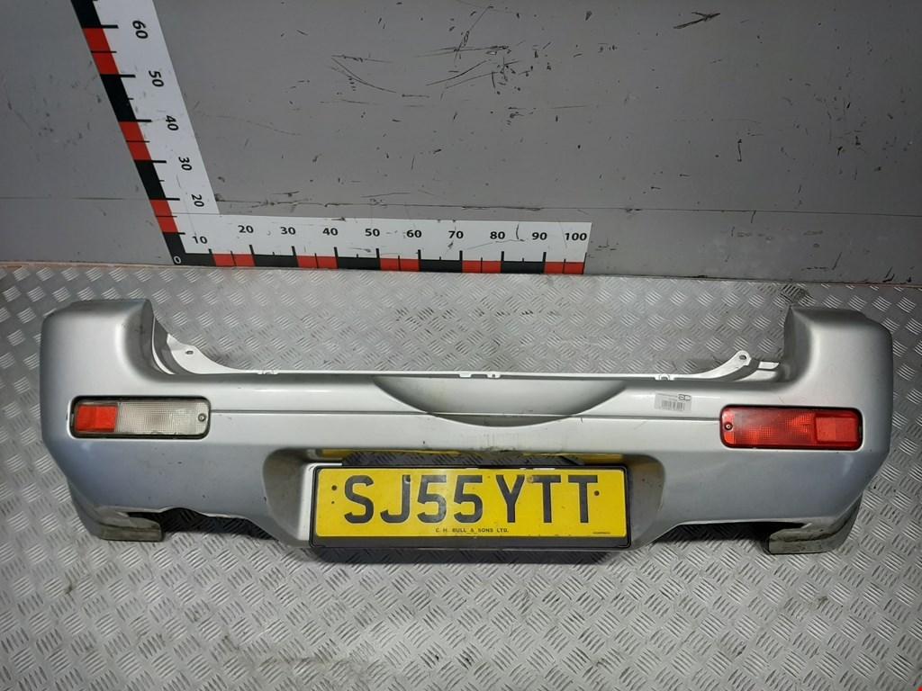 Бампер задний Daihatsu Terios 1997-2005
