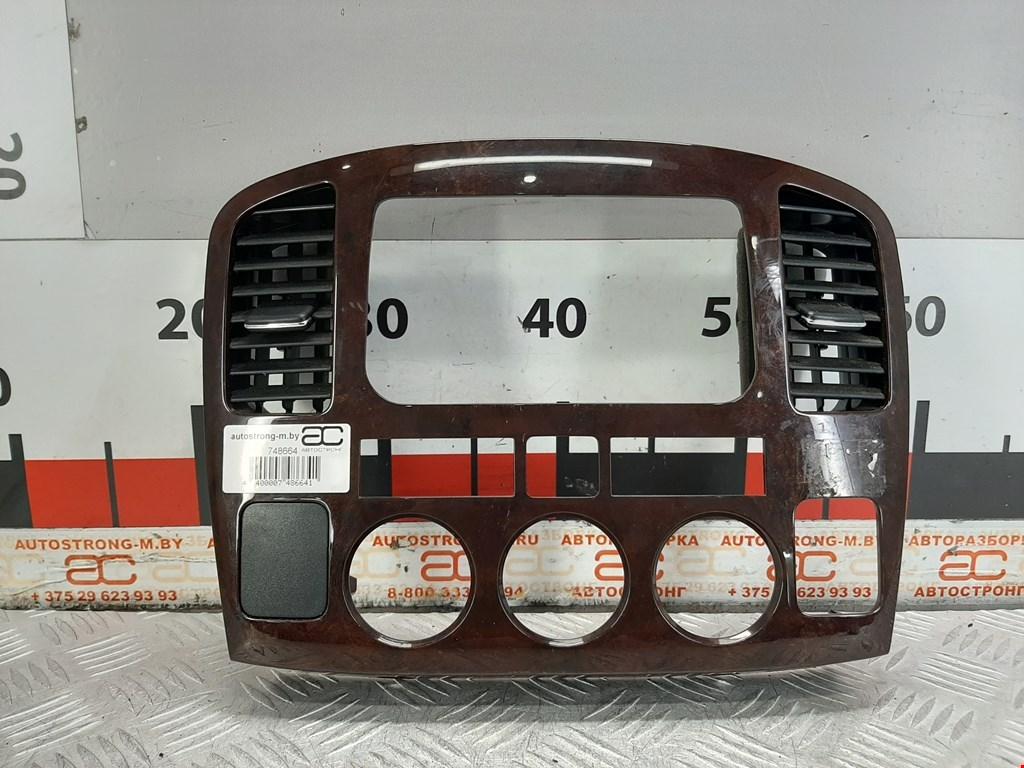 Дефлектор обдува салона Suzuki Vitara 1