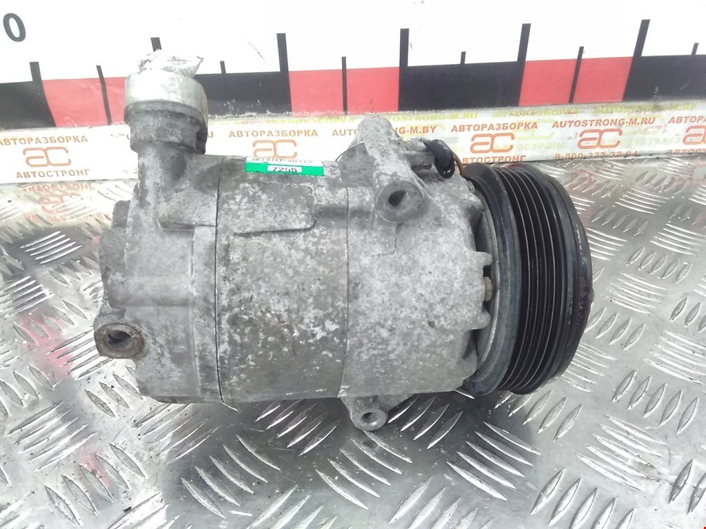 Компрессор кондиционера Suzuki Wagon R3